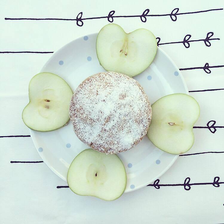 תפוחים אורגניים