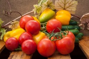 ירקות בסיס