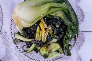 ירקות אורגניים - בק צ'וי