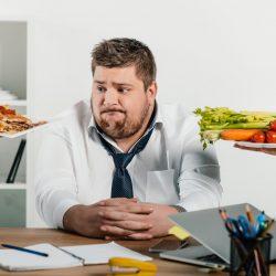 איך לאכול טוב יותר במקום העבודה?