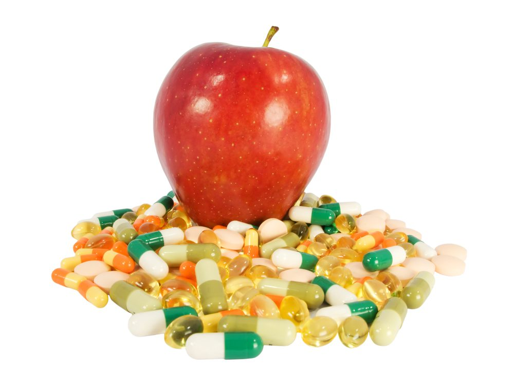 מזון ויטמינים