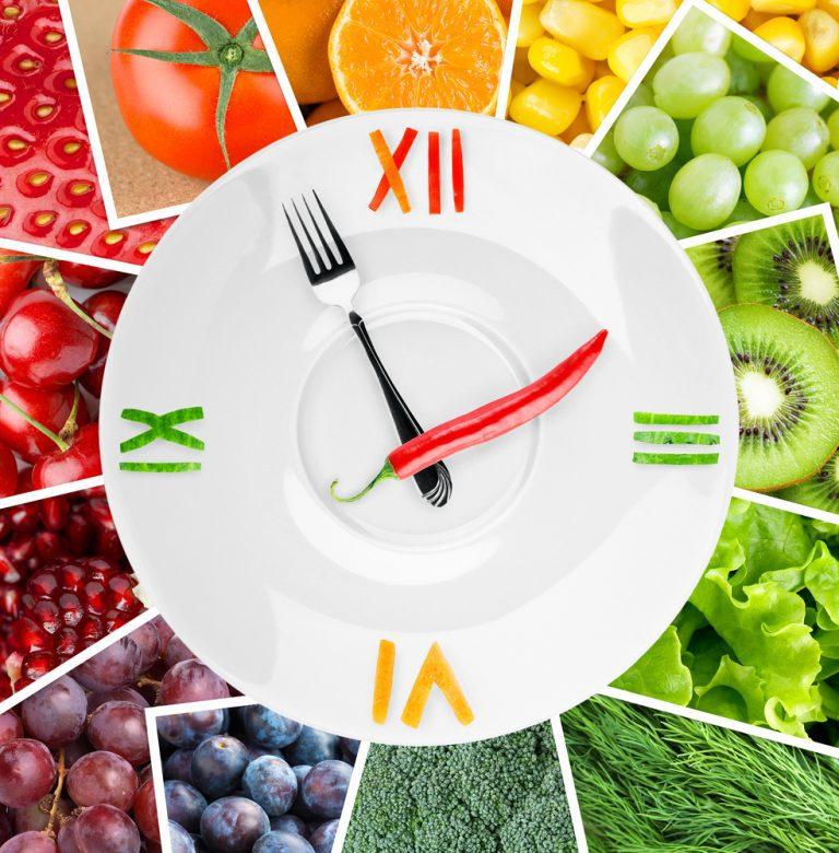 אכילה בריאה בשגרה