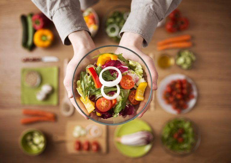 תזונה מבוססת על הצומח
